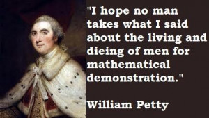 William petty famous quotes 4