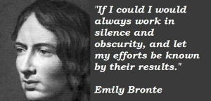Emily bronte famous quotes 3