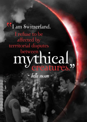 Part Movie Quotes Twilight Saga Hostess With The Mostess