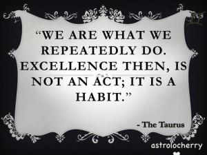 Taurus Quote