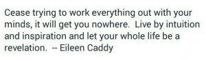Eileen Caddy quote