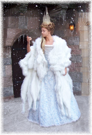 The White Witch Linaraq Scraps