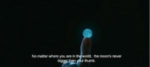 love cute adorable quote movie moon night picture dark dear john ...