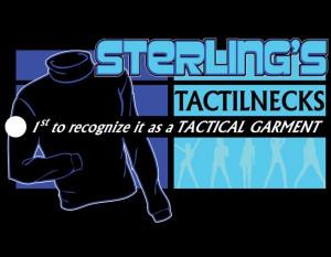 Sterling Archer's Tactilneck