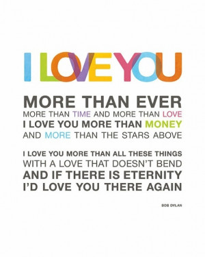 ... Most Amazing & Romantic Collection Of The Best 46 I Love You Quotes