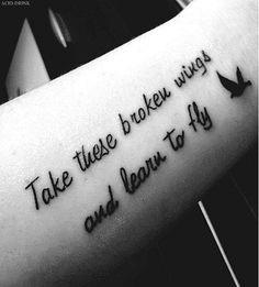 Inspirational tattoos ♥ More