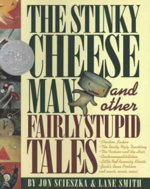 ... Stinky Chee, Fair Stupid, Jon Scieszka, Children Books, Fairies Tales