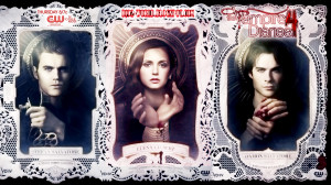 The Vampire Diaries TVD Promotional Wallpapers by DaVe!!!