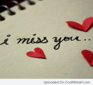 Missing You Quotes and Sayings - CoolNSmart