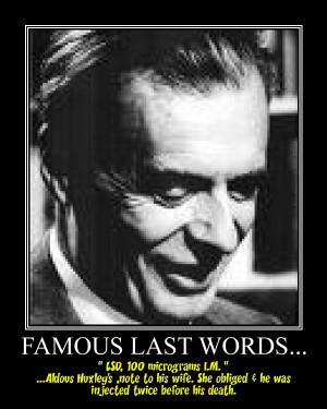 Description Aldous Huxley, Famous Last Words.jpg
