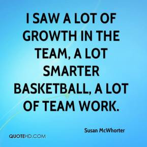 team growth quotes