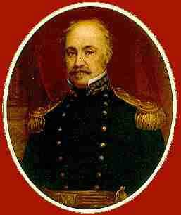Captain John Sutter