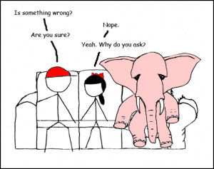 The Elephant in the Room -- Erectile Dysfunction...