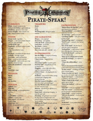 Disney Surrenders To 'International Talk Like A Pirate Day'