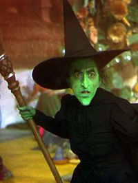Miss Gulch/Wicked Witch: