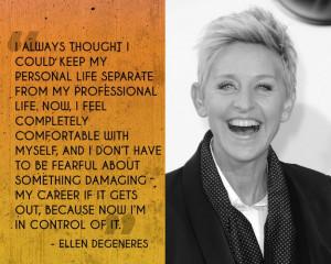 ... Closets, 17 Honest, Celebrities, Honest Quotes, Lgbt, Ellen Degeneres