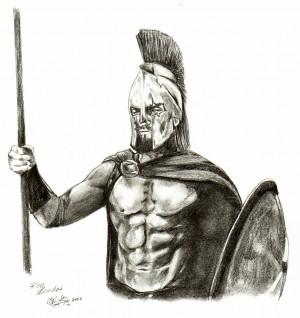 King Leonidas Real Real Leonidas Quotes. ...