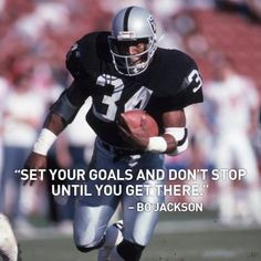 stop until you get there bo jackson auburn bound bo jackson quotes ...