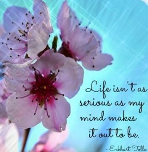 Life Quote Via Hippie Peace