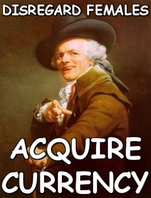 acquire currency meme