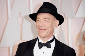 Simmons Quotes at the Oscars 2015
