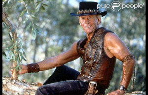 Paul Hogan dans Crocodile Dundee III