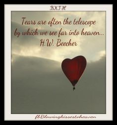 Sending balloons to Heaven filled with love to my angel. Happy ...