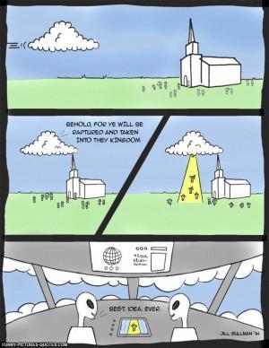 funny alien comics