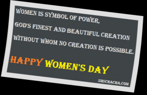 International Women's Day Sms Quotes