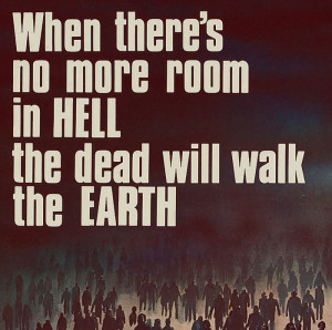 Night of the living dead quote