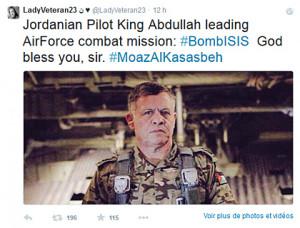 King of Jordan = 1 | King of America = 0