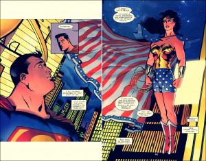 The original images for that quote of Superman's. Seems our warrior ...