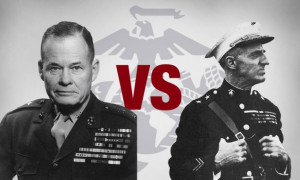 Who is the Ultimate Marine's Marine? Each day, we'll compare two ...