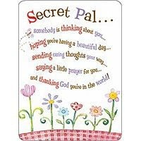 secret pal prayer card 701551540000ff more christian secret sisters ...