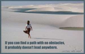 Inspirational Quote: Path of Life