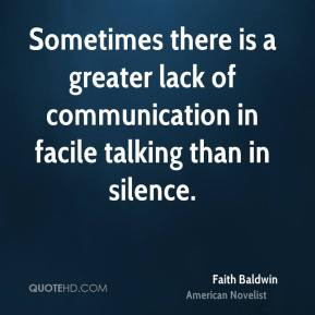 Lack of Communication Quotes