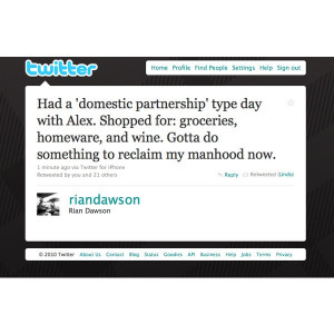 LOVE RIAN DAWSON liked on Polyvore