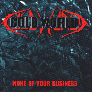 Cold World Vinyl Sacro Egoismo