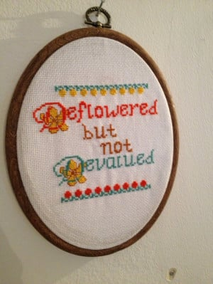 shosh quotes for your home... #girls #hbo