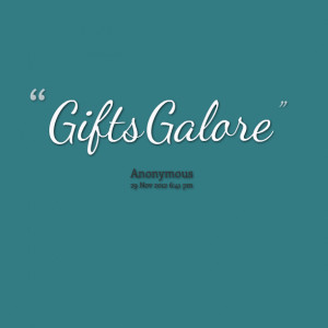 Quotes Picture by Gifts Galore