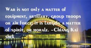 Chiang Kaishek Quotes