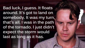 The Shawshank Redemption Quotes الخميس، 28 فبراير، 2013
