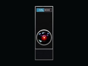 Hal 9000 image not available.