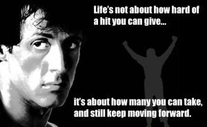 Sylvester Stallone, Rocky
