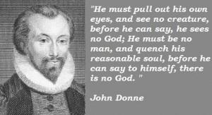 John donne famous quotes 4