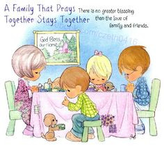 family that prays together stays together