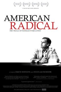 American Radical: The Trials of Norman Finkelstein (2009) Poster
