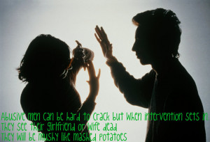 Abusive Men Quote by ShadougeSwag8D
