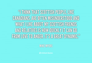 Inspirational Scottish Quotes