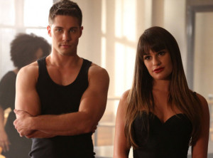 Glee First Look: Lea Michele's Sexy